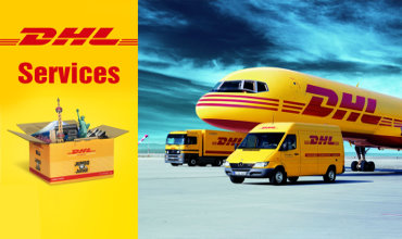 DHL Shipping in Port Isabel, Texas